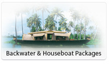 Backwater and Houseboat Packages