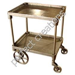 Vintage Industrial Trolleys