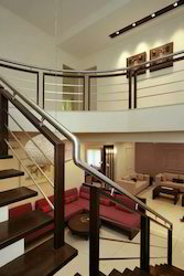 Stainless Steel SS Stair Railing