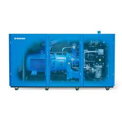 Boge Oil Free Screw Air Compressor