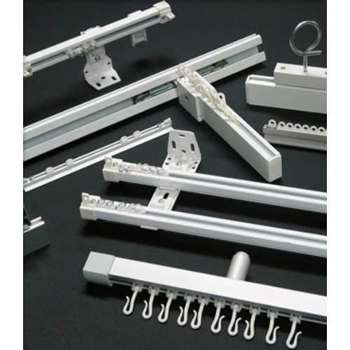 Curtain Rods Curtain Channel Manufacturer From Vadodara