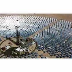 Solar Power Plant Construction Civil Work