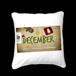 Christmas Digital Print Cushion Cover