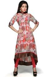 a34680388c1 Ladies designer Tunic Kurti - Party Wear Kurti Manufacturer from Mumbai