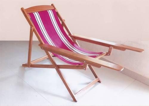 Easy Chair Chaaru Kasera Teak Wood