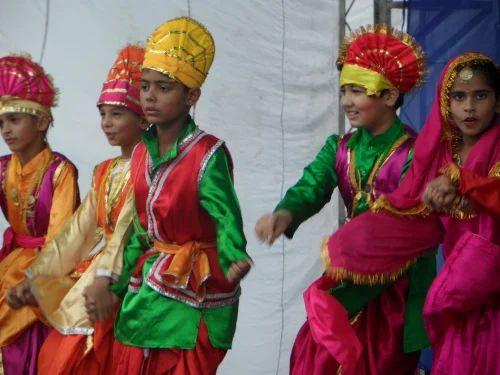 1727d4834a1e5 Punjabi Dance Costumes, Dancing Dress, डांस वाले कपडे ...