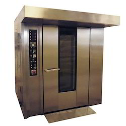 Three Phase Rotary Rack Oven