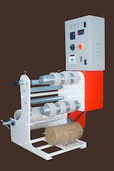 Mini Slitting And Rewinding Machine