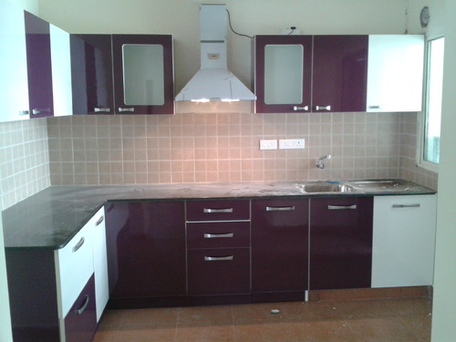 Modern Kitchen Modular modular kitchens - modular kitchen manufacturer from thane