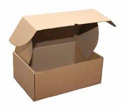 Rectangular Cardboard Carton Box