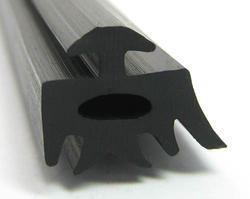 EPDM Profile For Aluminum Sections