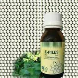 Homeopathic E- Piles Drops