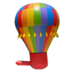 Inflatable Hab Shape Balloons