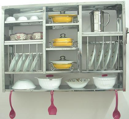 Stainless Steel Racks   Small Stainless Steel Wall Mounted Dish Rack  Manufacturer From Mohali