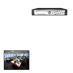 DVR Surveillance for Offices