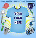 Promotional T Shirt & Caps (Logo Printing Or Embroide)