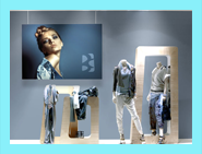 Displays-Visual Branding