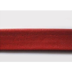 Red Leather Cord