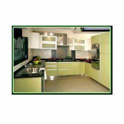 Modular Kitchen Interior Work