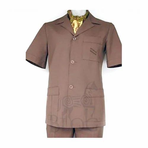Men S Safari Suit Men S Safari Manufacturer From Chennai