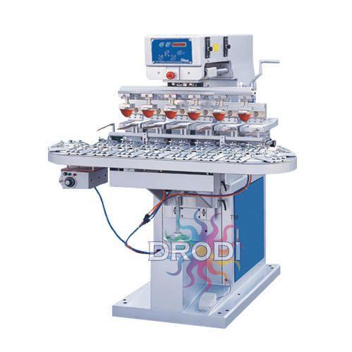 Pad Printing Machine 4 to 8 Colors - Big Size 4 Color Pad