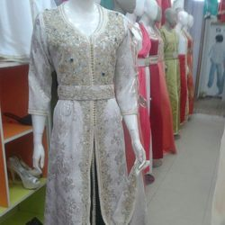 Ladies Jaal Work Kaftans