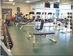 Fitness Centre Services