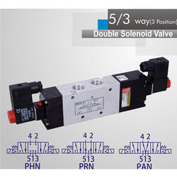 Water Stainless Steel Compact Design Solenoid Valve