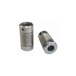 SC - Series Spring Steel Coupling With Set Screw