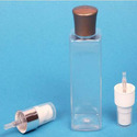 35ml Pet Square Bottle, Use For Storage: Oils, Pump Sprayer