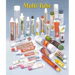Plastic Laminated Tubes
