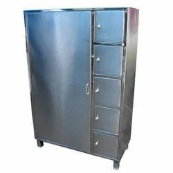 Stainless Steel Multi Purpose Lockers