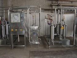 Dairy Processing Equipment Cream Milk Separator Manufacturer From Noida