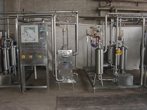 Milk Dairy Plants 3000 Liters Per Day Milk Processing