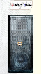 JBL Speaker Box Type 722 Dual 12''