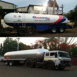 Lpg Mobile Road Tanker