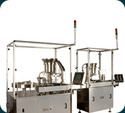 Alluminium Cap Sealing Machine