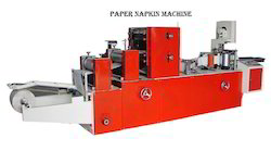 Highi Speed Paper Napkin Machine