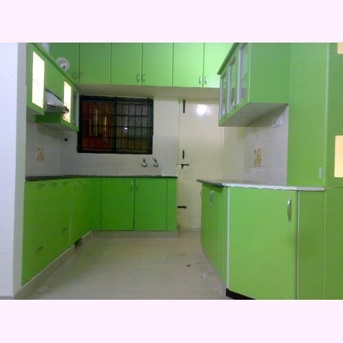 U Shaped Modular Kitchen: L Shaped Modular Kitchen Manufacturer