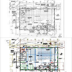 Architectural Paper To CAD Conversion