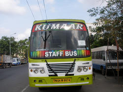 Staff Bus Services