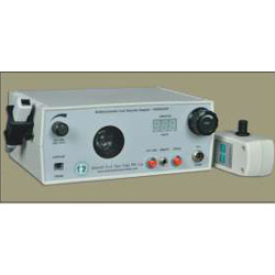 Digital Biothesiometer Cum Vascular Doppler
