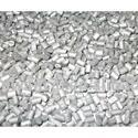 Polypropylene  dark Silver Granules