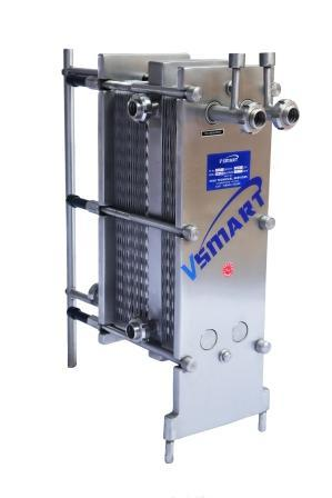 Stainless Steel Ice Cream Chiller Vino Technical Services