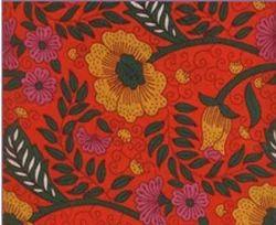 Rapid Flower Print