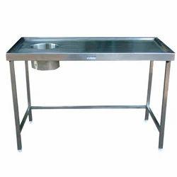 Dish Landing Service Counter