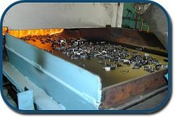 Furnaces for Heat Treatment of Nut Bolts