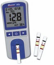 Acon Hemoglobin Meter Mission HB Meter