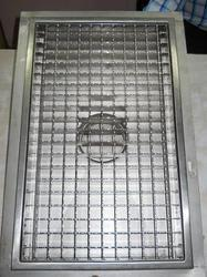 SS Kitchen Gratings