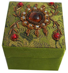 Embroidery Jewelry Boxes
